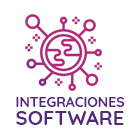 Integraciones de software de terceros API & web services