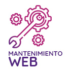 Mantenimiento web & hosting